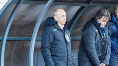 Илиан Илиев няма да прави промени по състава на Черно море за дербито с Левски