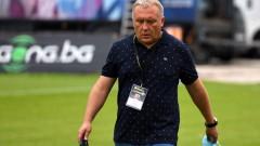 Киров: Не съм доволен от самата ни настройка за мача