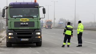 Проверяват камионите в София заради мръсния въздух