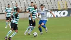 Черно море ще разчита на млад талант срещу Славия