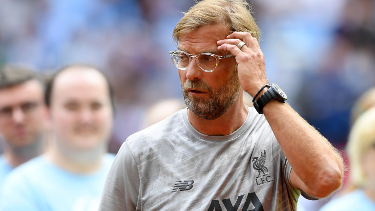 Клоп: Не очаквах Арсенал да играе по този начин