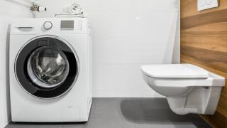 Какво е общото между пералнята и тоалетната чиния