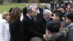 Охраната на границите и бъдещето на Европейския съюз обсъдиха Гаук и Радев