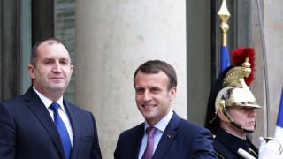 Румен Радев покани френските инвеститори в България