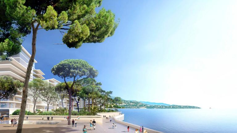 Местните жители и посетителите ще могат да се насладят на спокойни обществени места