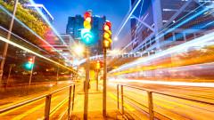 Светофарите, които си говорят с колите