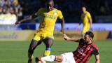 Фрозиноне и Милан не се победиха - 0:0