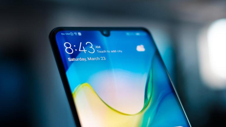 Първото устройство на Huawei с HongmengOS