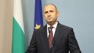 Радев: Контролът над НСО е в ръцете на властта и парламентарна комисия