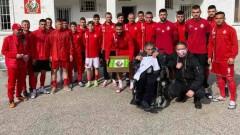 Беласица надигра юношите на ЦСКА