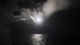Асад обясни защо сирийската ПВО не е свалила американските крилати ракети
