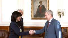 Караянчева задълбочава парламентарното сътрудничество между България и Русия