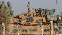 Четирима турски войници убити в Сирия