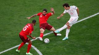 Президентът на Швейцария оцени усилията на футболистите
