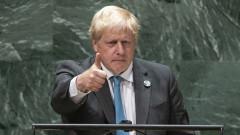 Борис Джонсън цитира жабока Кърмит пред ООН, но е и сериозен за климатичните промени
