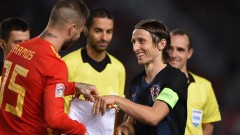 Лука Модрич: Да играя в един отбор с Меси? Никога!