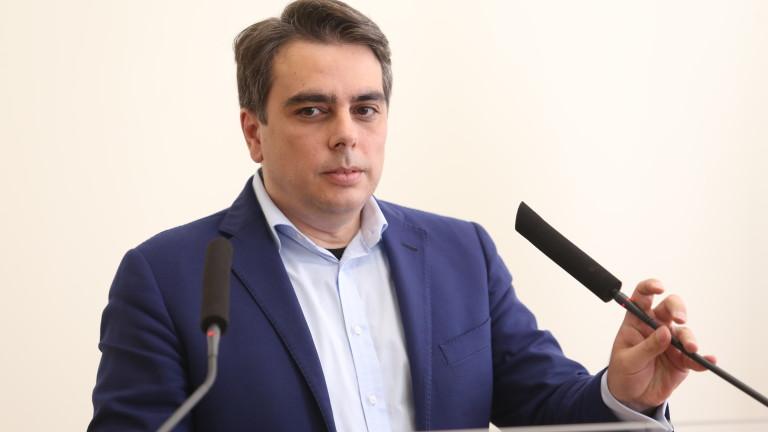 Асен Василев: Три кашона с договори от АПИ на стойност 3 млрд. лв. отиват в прокуратурата