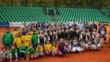 Министър Кралев: Тенисът има изключително положително влияние за деца с аутизъм