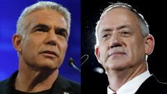 Опозиционни лидери в Израел се обединиха срещу Нетаняху
