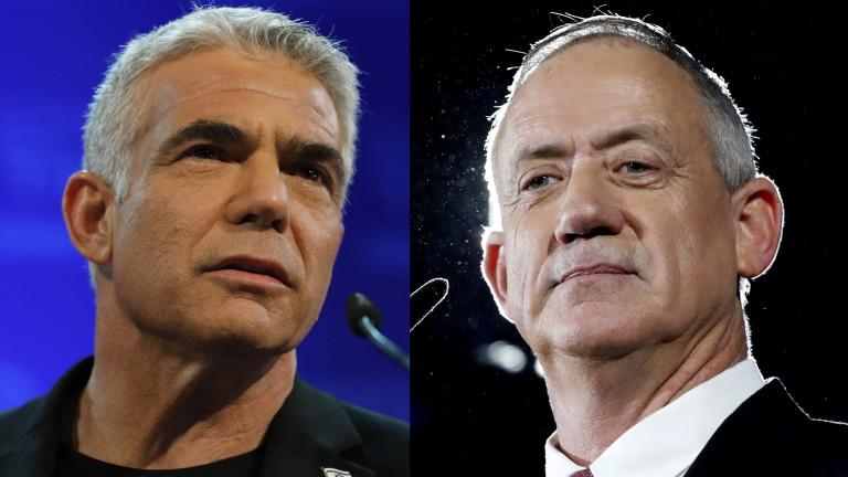 """Бени Ганц: Ударете лидерите на """"Хамас"""", не незначителни палестинци"""