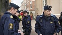 Шведската полиция залови кола бомба