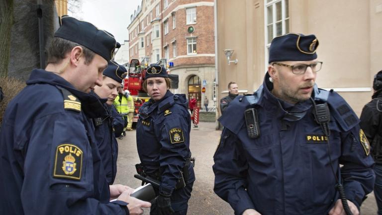 Четирима ранени при стрелба в Швеция