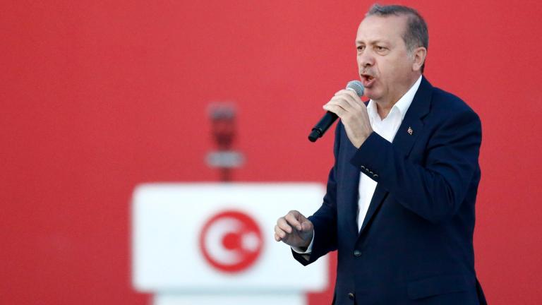 Турция отстрани и 28 кметове