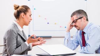 3 фрази, които шефовете използват, когато искат да ви уволнят