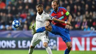Виктория (Пилзен) - Реал (Мадрид) 0:5, гол на Кроос