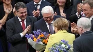 Щайнмайер е новият президент на Германия