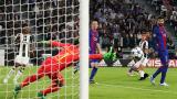 Ювентус - Барселона 0:0, Лионел Меси е резерва!