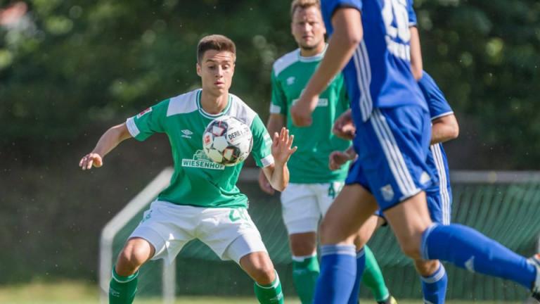 Илия Груев-младши започва подготовка с първия отбор на Вердер (Бремен)