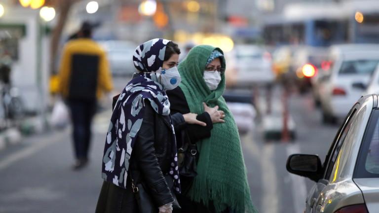 Коронавирус: Турция затваря границата с Иран, Кувейт не пуска ирански кораби