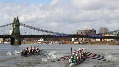 82-ра победа за Кеймбридж в легендарната регата по Темза