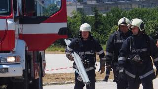 Пожар взе жертва в Кюстендилско