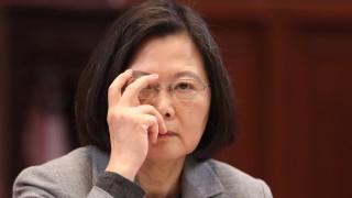 Защитете ни от Китай, призова Тайван световната общност
