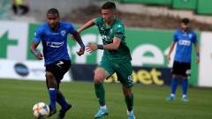 Още един ключов футболист на Черно море не тренира пълноценно