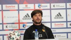 Сфорца: Сега ще имаме повече време за първенството