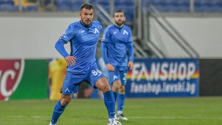 Валери Божинов: Надявам се г-н Сираков и треньорът да вземат футболисти