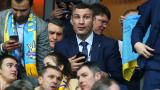 Виталий Кличко: Ще подкрепя брат ми за реванш с Джошуа, но при едно условие