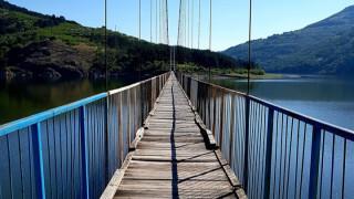 Ремонтират най-дългия въжен мост у нас