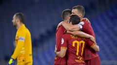 Севиля - Рома 0:0
