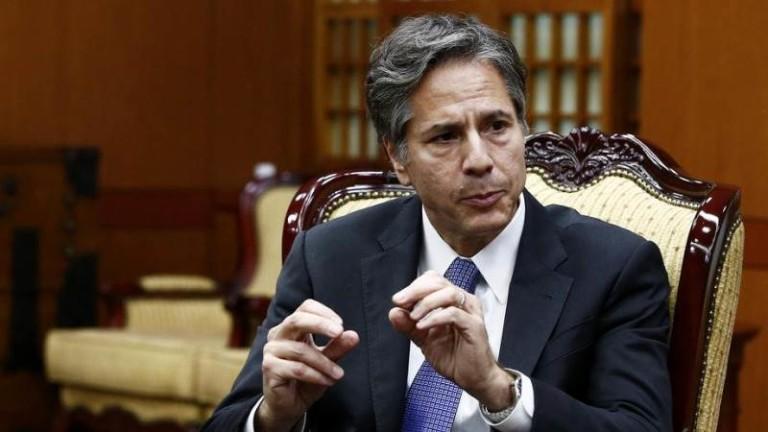 Блинкън подчерта сътрудничеството с Канада и Мексико