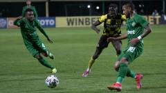 Ботев (Пловдив) - Лудогорец 0:2, два гола на Вандерсон
