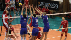 Левски победи ЦСКА във волейболното дерби