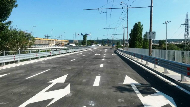 Варненци готвят петиция за втори Аспарухов мост