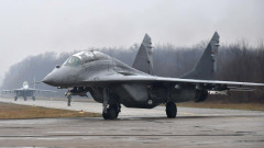Сърбия получава четири МиГ-29 от Беларус