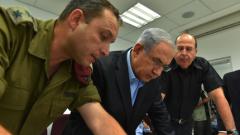 Израел се готви за разширяване на сухопътната операция в Газа