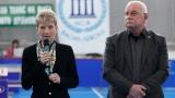 Министърът на спорта откри петия турнир по тенис на маса в памет на доц. Йото Дреновски