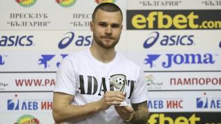 Ради Кирилов: Никога няма да забравя дебюта ми за националния отбор